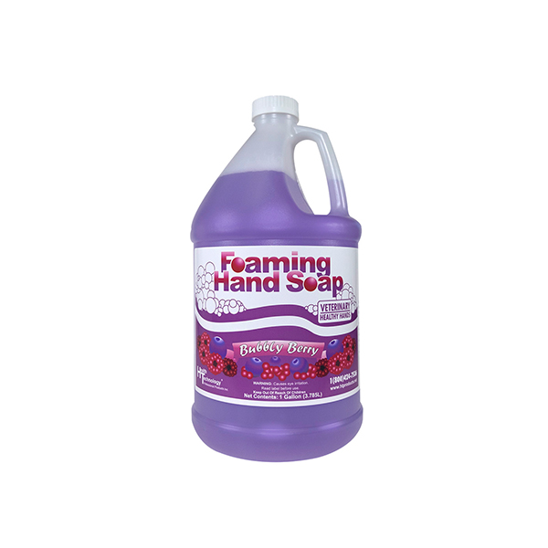 Veterinary Healthy Hands Bubbly Berry Gallon