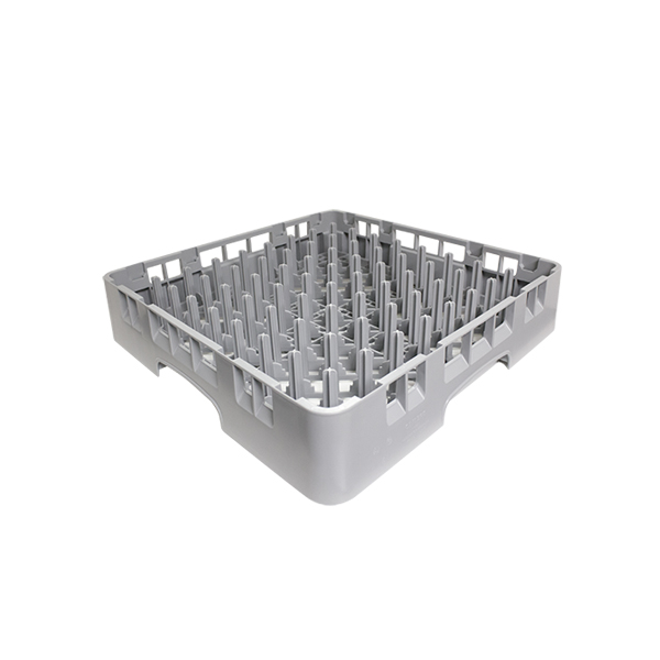 Commercial Grade Dish Rack Pegged