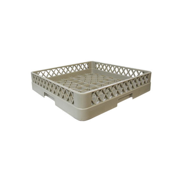 Commercial Grade Dish Racks Open