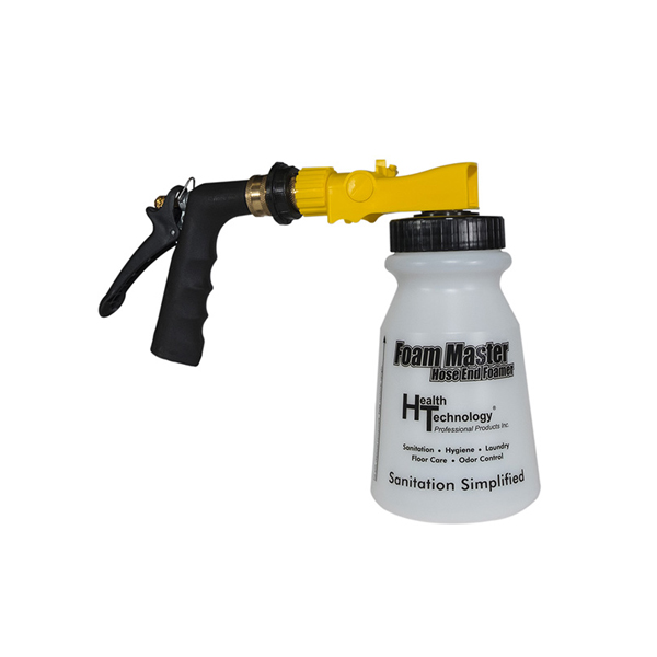 Hose End Sprayer With Quick Disconnect Kennel Kare SC