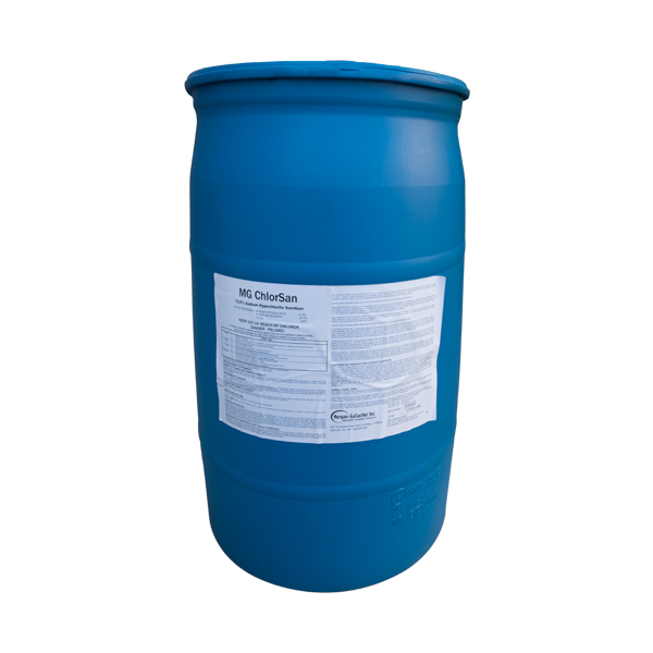 MG Chlorsan Bleach 30 Gallon Drum