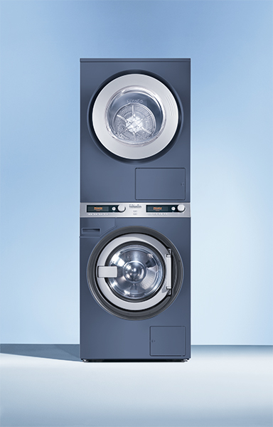 Miele Octoplus Dryer PT 7186  Stacked