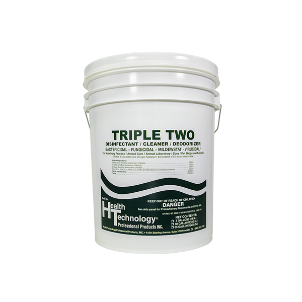 Triple Two Disinfectant Cleaner Deodorizer Five Gallon Pail