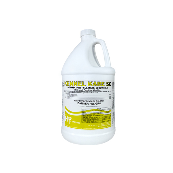 Kennel Kare SC Cleaner Deodorizer Disinfectant Gallon