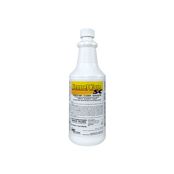 Kennel Kare SC Cleaner Deodorizer Disinfectant Quart Each