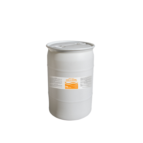 Cage & Kennel Heavy Duty Degreaser and Deodorizer 30 Gallon Drum