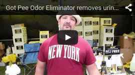 Got Pee Ordor Eliminator