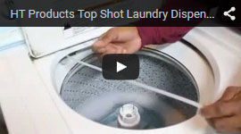 HT Top Shot Laundry Dispenser