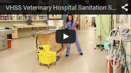 VHSS Veterinary Hospital Sanitation System